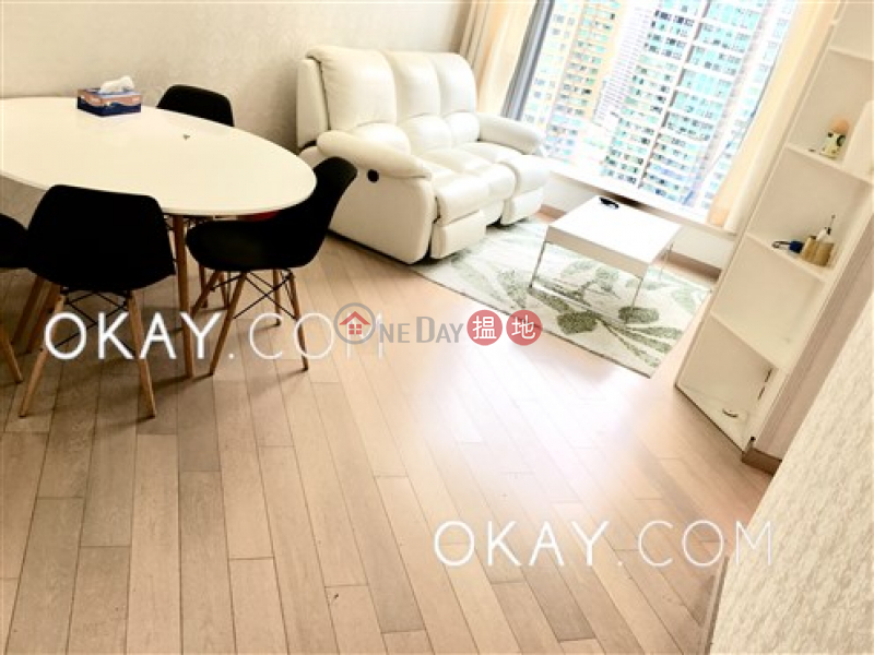 HK$ 39,000/ month The Cullinan Tower 21 Zone 6 (Aster Sky),Yau Tsim Mong | Charming 2 bedroom in Kowloon Station | Rental