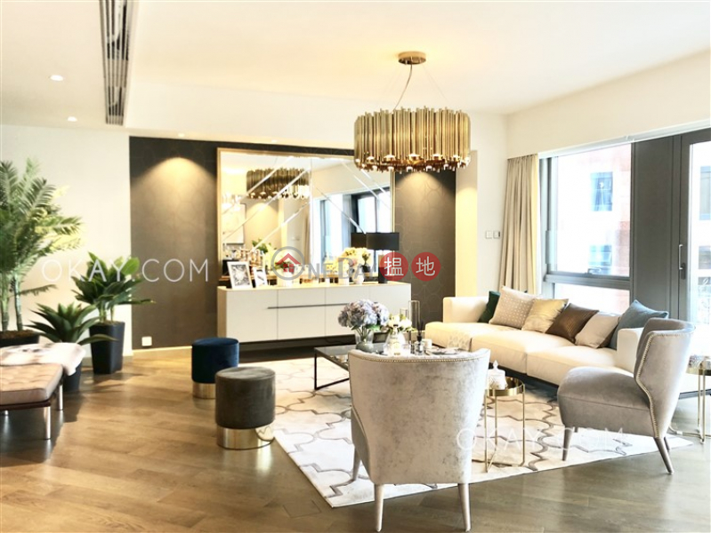 Exquisite 4 bed on high floor with balcony & parking | Rental | 3 MacDonnell Road | Central District, Hong Kong, Rental | HK$ 178,000/ month