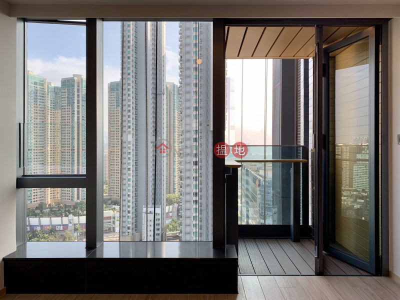 Property Search Hong Kong | OneDay | Residential Rental Listings, Harbor view, Fully furnished, high-floor, studio apartment, Olympic