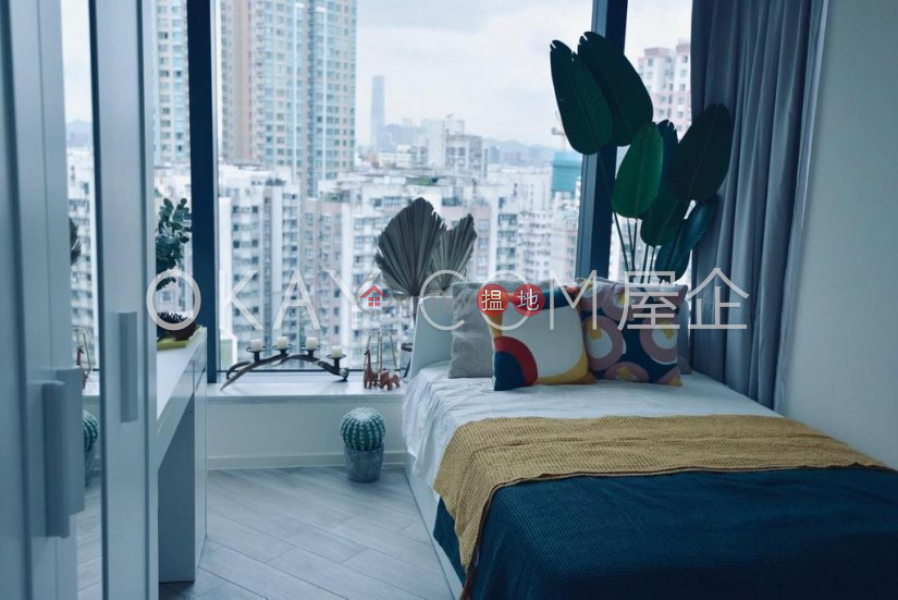 HK$ 45,000/ month, Fleur Pavilia Tower 2 | Eastern District Popular 3 bedroom with balcony | Rental