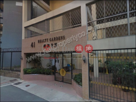 Mid-Levels Central apartment for Rent|Western DistrictRealty Gardens(Realty Gardens)Rental Listings (A053230)_0