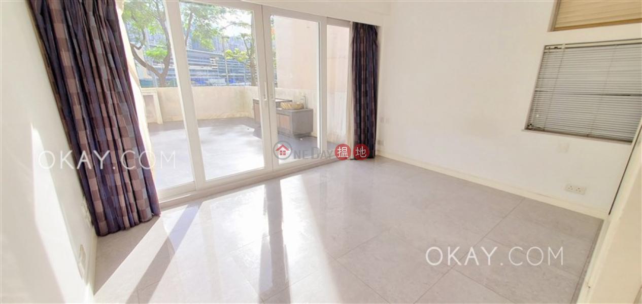Unique 3 bedroom with terrace | Rental, Champion Court 金鞍大廈 Rental Listings | Wan Chai District (OKAY-R122525)