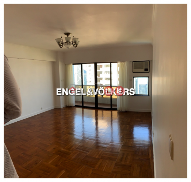 3 Bedroom Family Flat for Rent in Mid-Levels East, 12 Bowen Road | Eastern District, Hong Kong, Rental HK$ 78,000/ month