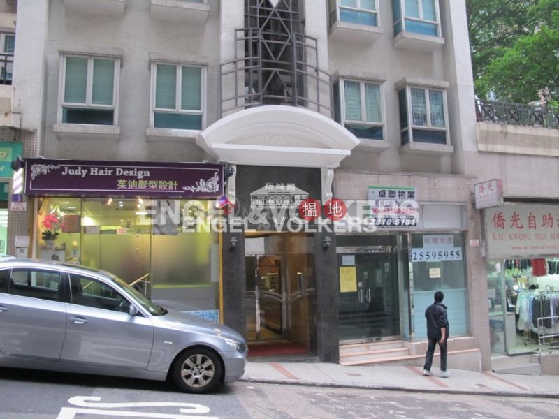 HK$ 18,000/ 月-衛城閣|西區|西半山一房筍盤出租|住宅單位