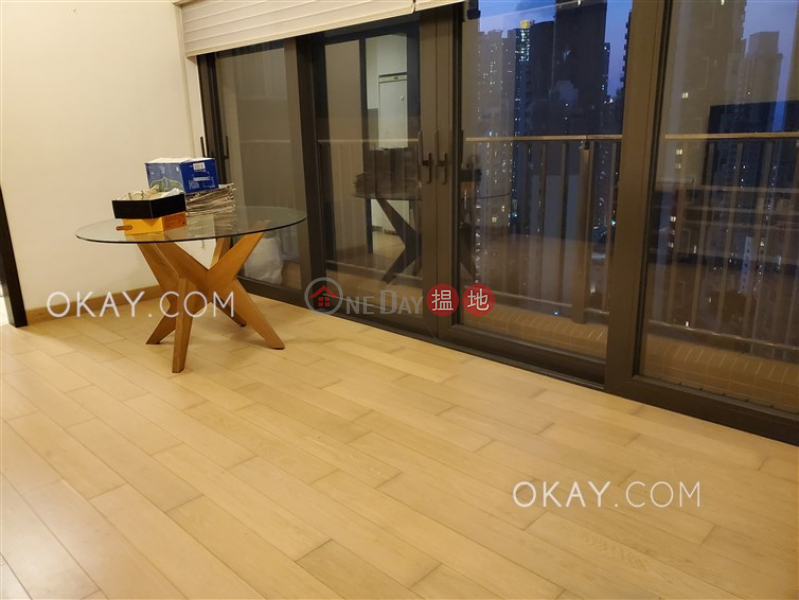 Unique 3 bedroom with balcony | Rental 6D-6E Babington Path | Western District, Hong Kong | Rental, HK$ 38,000/ month