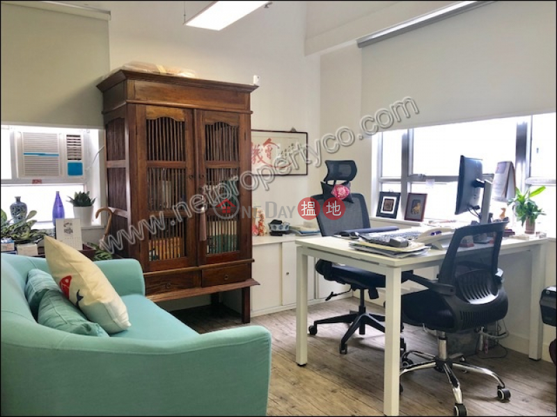 Property Search Hong Kong | OneDay | Office / Commercial Property Rental Listings | Nice Decorated office for Lease in Sai Ying Pun