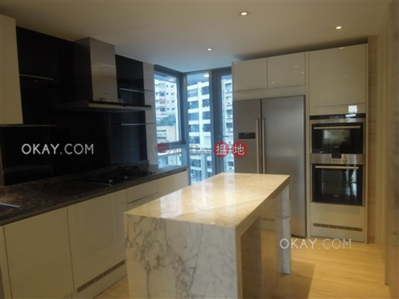 Exquisite 3 bedroom with balcony & parking | For Sale 9 Seymour Road | Western District Hong Kong, Sales | HK$ 78M