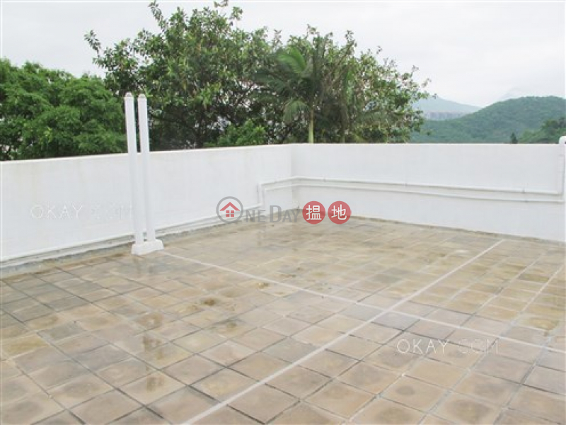 HK$ 85,000/ month House A1 Bayside Villa Sai Kung, Beautiful house with rooftop, terrace & balcony | Rental