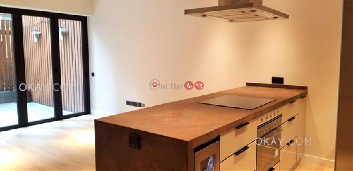 Practical 1 bedroom with terrace | Rental | Hang Sing Mansion 恆陞大樓 Rental Listings