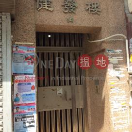 Kin Fat House,Sham Shui Po, Kowloon