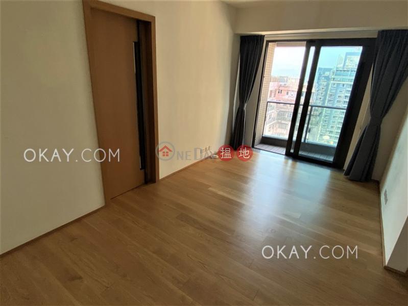 2房1廁,星級會所,露台《殷然出租單位》-100堅道   西區香港-出租 HK$ 43,000/ 月