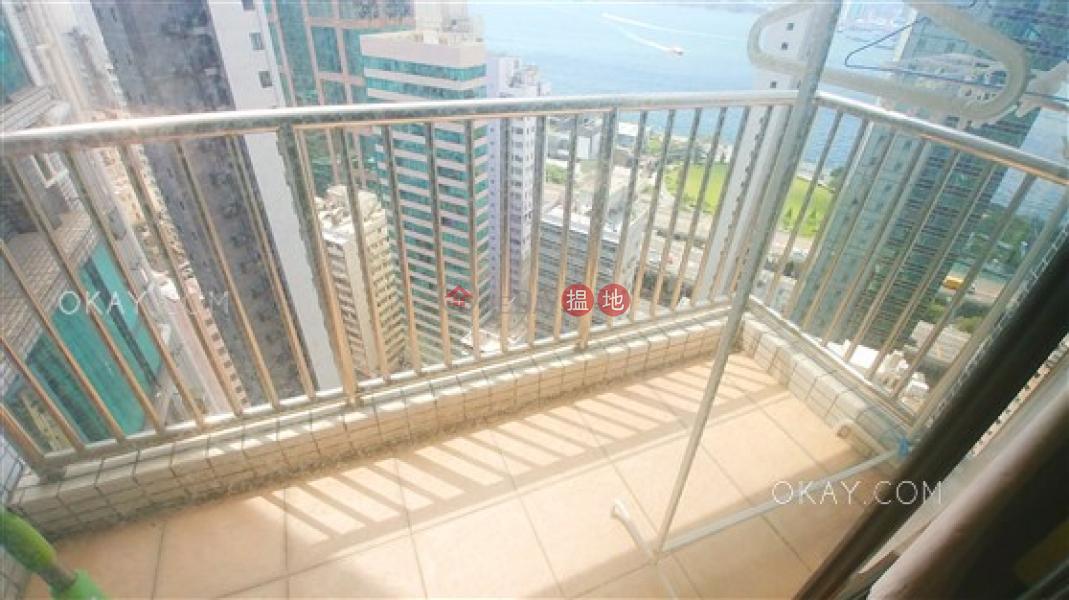 Tasteful 2 bedroom on high floor with balcony   Rental 68-82 Ko Shing Street   Western District, Hong Kong Rental HK$ 25,500/ month