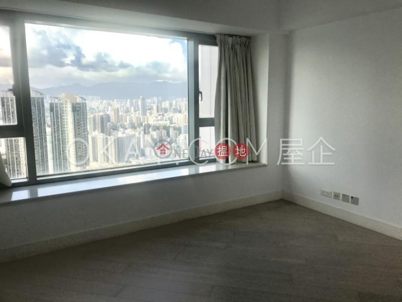 HK$ 55,000/ 月-君臨天下3座油尖旺 3房2廁,極高層,星級會所,露台君臨天下3座出租單位