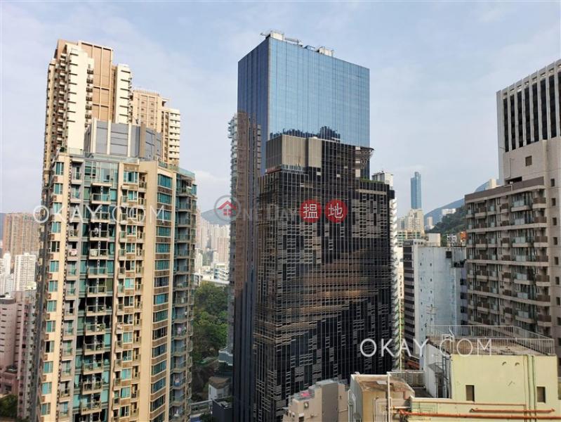 1房1廁,極高層,可養寵物,露台《囍匯 2座出租單位》|200皇后大道東 | 灣仔區|香港|出租-HK$ 31,000/ 月
