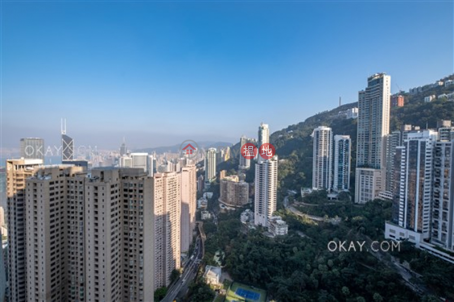 Property Search Hong Kong | OneDay | Residential | Rental Listings | Luxurious 3 bedroom on high floor with parking | Rental