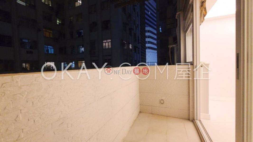 HK$ 30,000/ 月-百德大廈灣仔區3房2廁,實用率高,露台百德大廈出租單位
