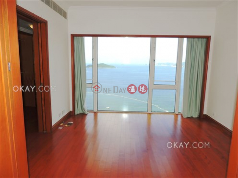 HK$ 85,000/ month   Block 4 (Nicholson) The Repulse Bay Southern District, Rare 2 bedroom on high floor with sea views & balcony   Rental