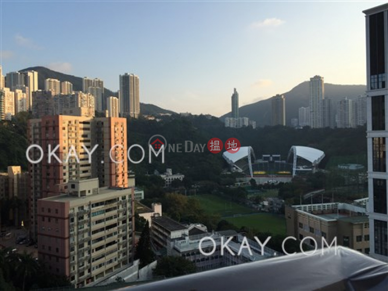 Property Search Hong Kong | OneDay | Residential Rental Listings | Tasteful 2 bedroom on high floor with balcony | Rental