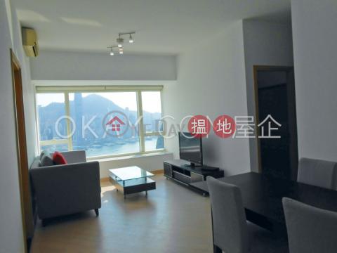 Unique 2 bedroom on high floor with harbour views | Rental|The Masterpiece(The Masterpiece)Rental Listings (OKAY-R36669)_0
