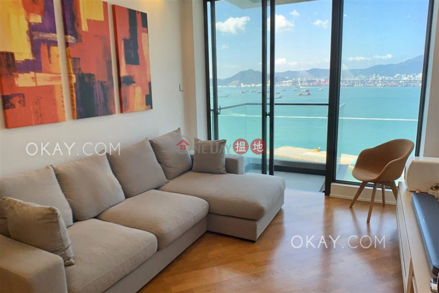 Lovely 3 bedroom with sea views & balcony | For Sale | Harbour One 維壹 Sales Listings