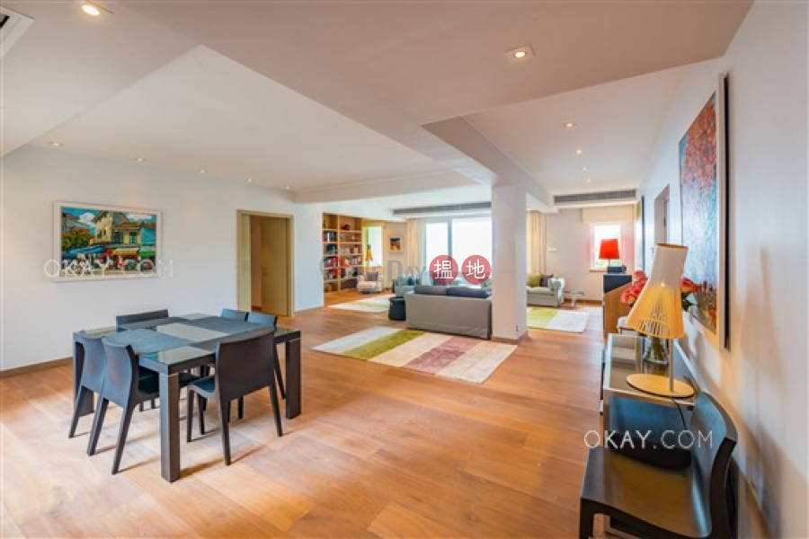 HK$ 120M | Carolina Garden Central District, Efficient 3 bedroom with balcony & parking | For Sale
