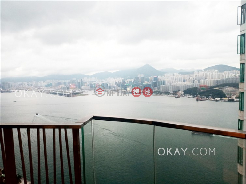 Property Search Hong Kong   OneDay   Residential, Sales Listings   Lovely 3 bed on high floor with harbour views & balcony   For Sale