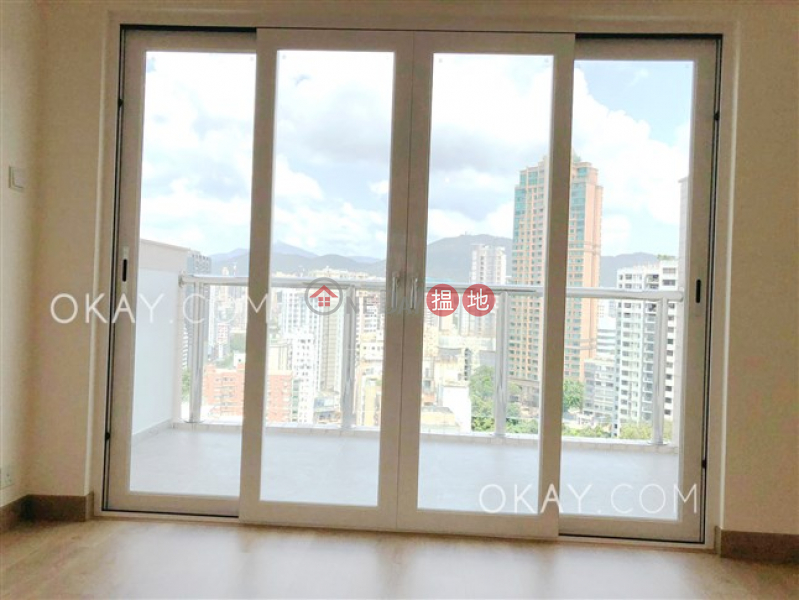 Property Search Hong Kong | OneDay | Residential, Rental Listings Stylish 3 bedroom on high floor with balcony | Rental