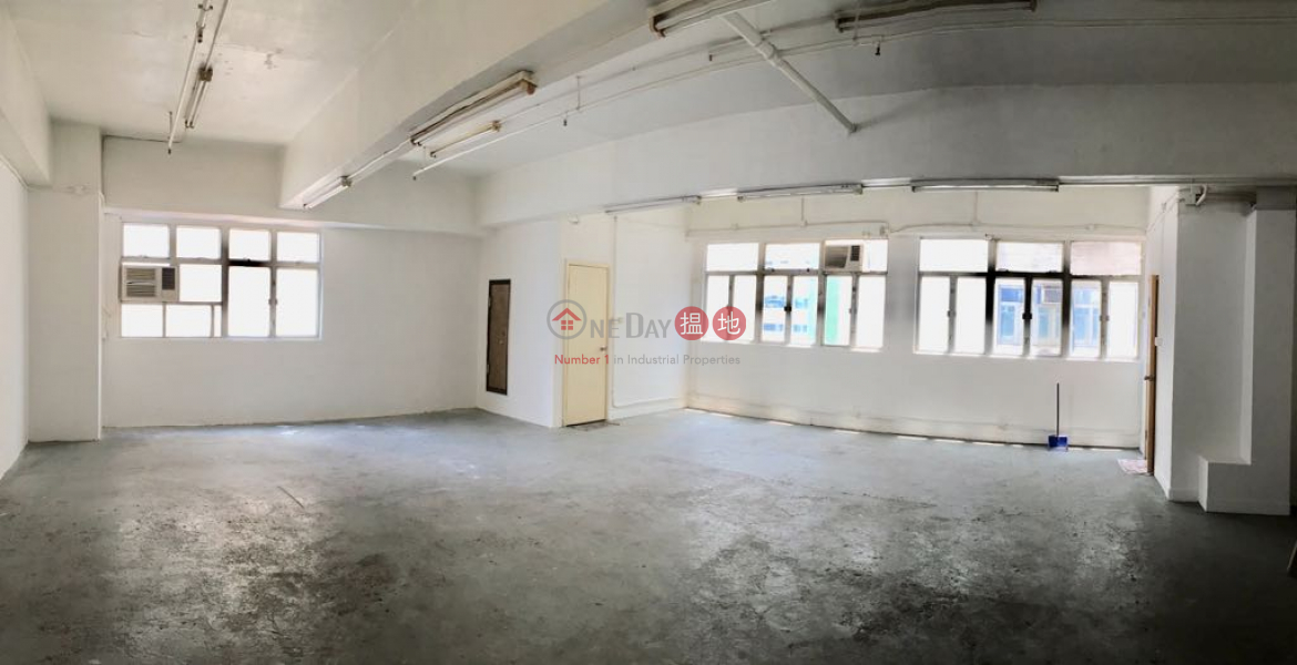 Well Fung Industrial Centre Middle Industrial Rental Listings HK$ 16,500/ month