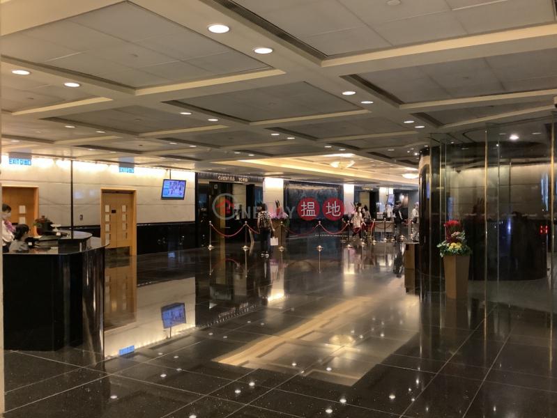 HK$ 40,000/ 月|康宏廣場|油尖旺-尖沙咀甲級寫字樓即用辦公室