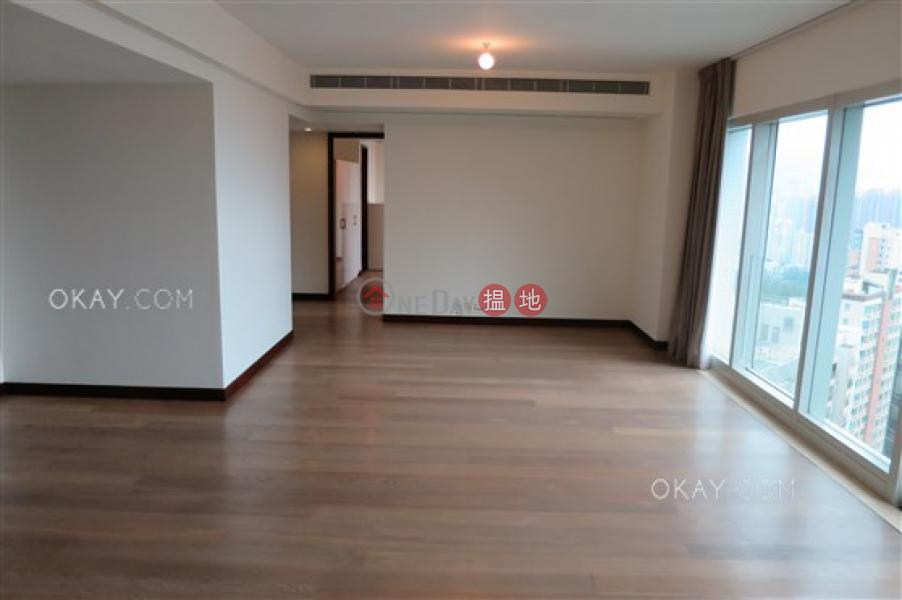 香港搵樓|租樓|二手盤|買樓| 搵地 | 住宅出租樓盤4房2廁,海景,星級會所,連車位《名門 3-5座出租單位》