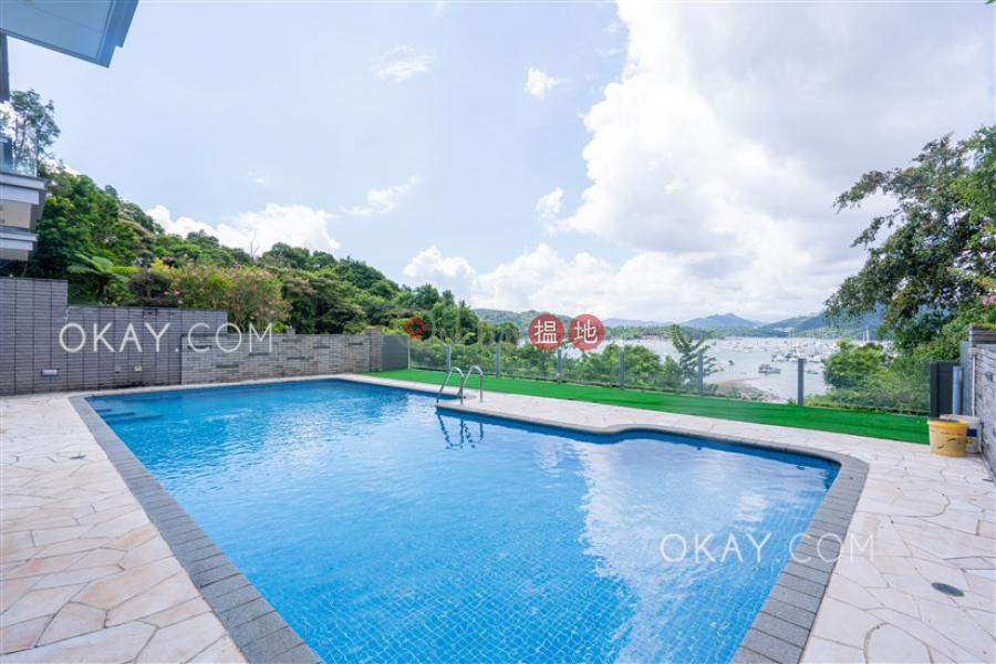 HK$ 138M   The Giverny House   Sai Kung   Luxurious house with rooftop, terrace & balcony   For Sale