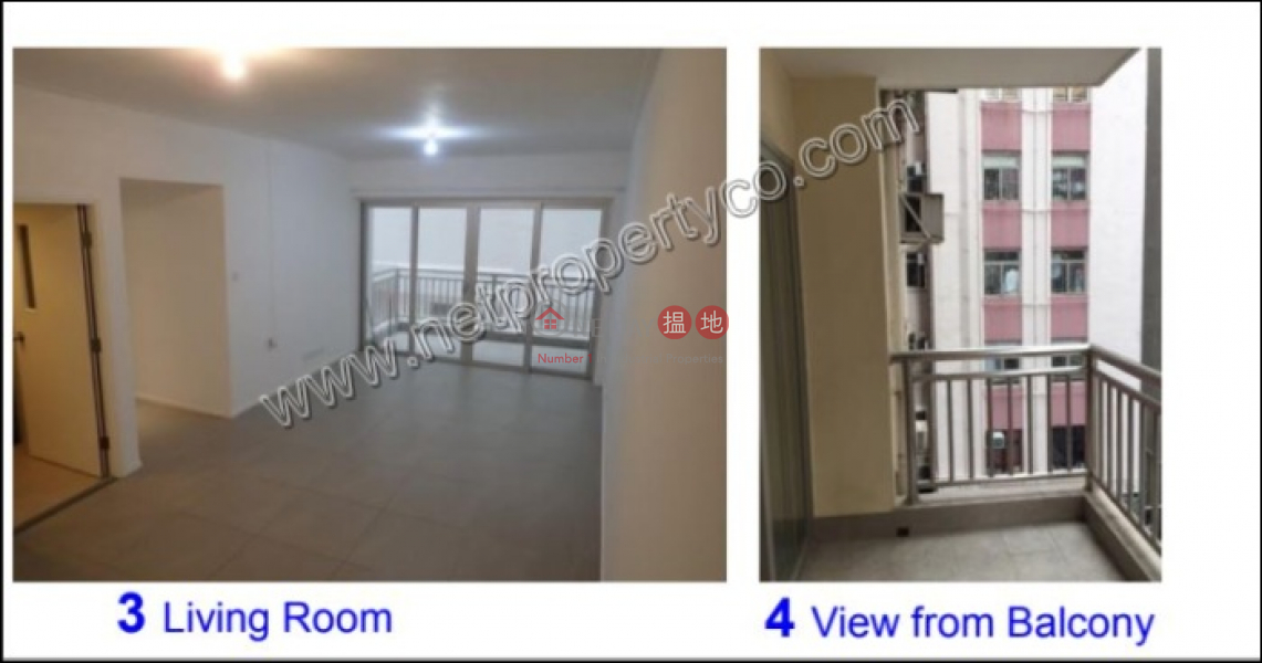 Nice and spacious apartment for Lease, Haywood Mansion 海華大廈 Rental Listings | Wan Chai District (A055182)