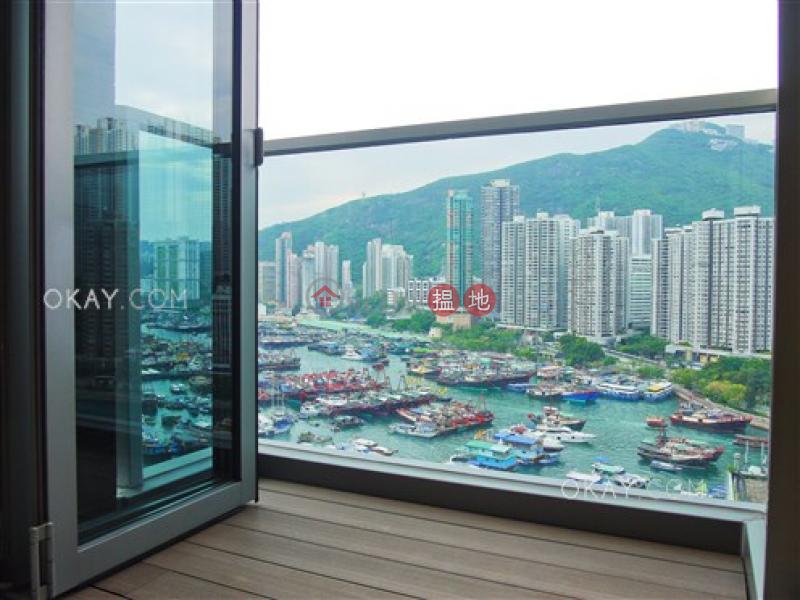 Elegant 2 bedroom with sea views & balcony | Rental | 68 Ap Lei Chau Main Street | Southern District | Hong Kong | Rental, HK$ 24,000/ month