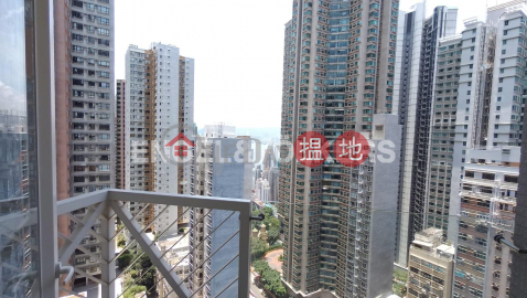 1 Bed Flat for Rent in Mid Levels West|Western DistrictThe Icon(The Icon)Rental Listings (EVHK64130)_0