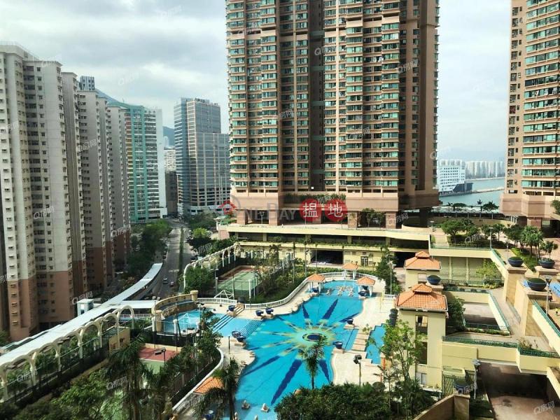 環境優美,園池雙景,實用三房套《藍灣半島 5座買賣盤》|藍灣半島 5座(Tower 5 Island Resort)出售樓盤 (QFANG-S96367)