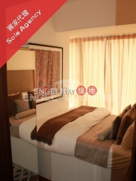 3 Bedroom Family Flat for Rent in Sheung Wan 1 Wo Fung Street | Western District Hong Kong, Rental | HK$ 42,500/ month