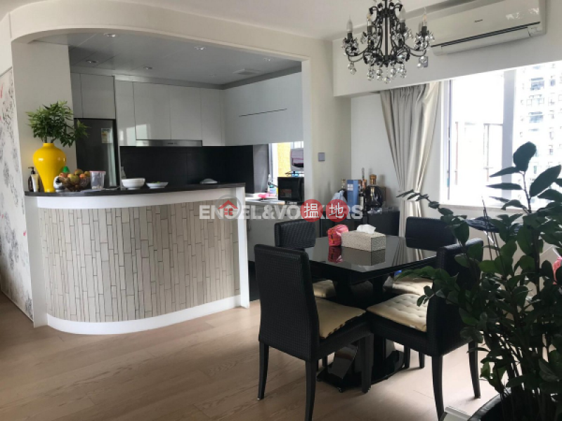2 Bedroom Flat for Sale in Mid Levels West | Excelsior Court 輝鴻閣 Sales Listings