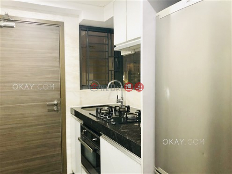 Lovely 3 bedroom on high floor with balcony | Rental | Luxe Metro 匯豪 Rental Listings