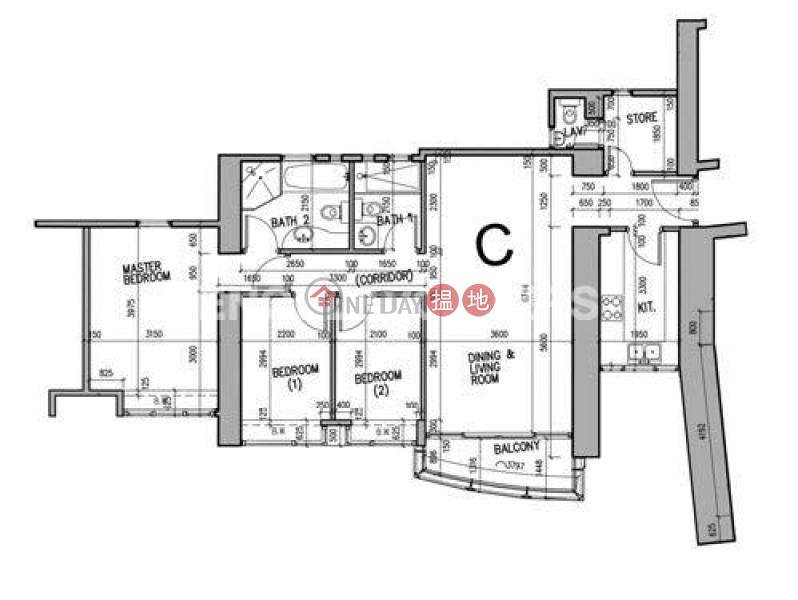 香港搵樓|租樓|二手盤|買樓| 搵地 | 住宅|出售樓盤|西九龍三房兩廳筍盤出售|住宅單位