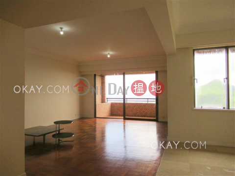 Beautiful 3 bed on high floor with balcony & parking | Rental|Parkview Corner Hong Kong Parkview(Parkview Corner Hong Kong Parkview)Rental Listings (OKAY-R41193)_0