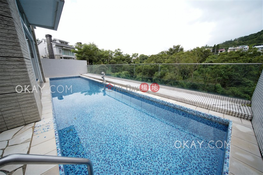 Property Search Hong Kong | OneDay | Residential Rental Listings | Tasteful house with balcony & parking | Rental