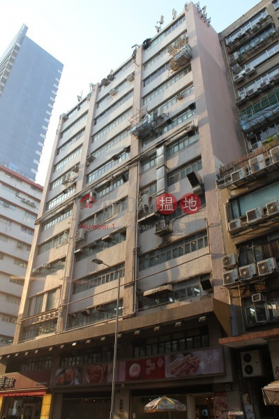 Kee Wah Industrial Building (Kee Wah Industrial Building) Cheung Sha Wan 搵地(OneDay)(1)