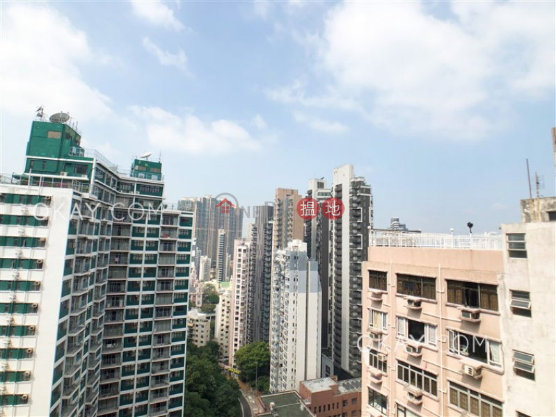 Property Search Hong Kong   OneDay   Residential   Rental Listings Unique 3 bedroom on high floor with balcony   Rental