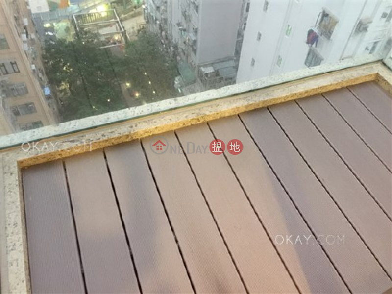 Rare 2 bedroom with balcony | For Sale, The Nova 星鑽 Sales Listings | Western District (OKAY-S293119)