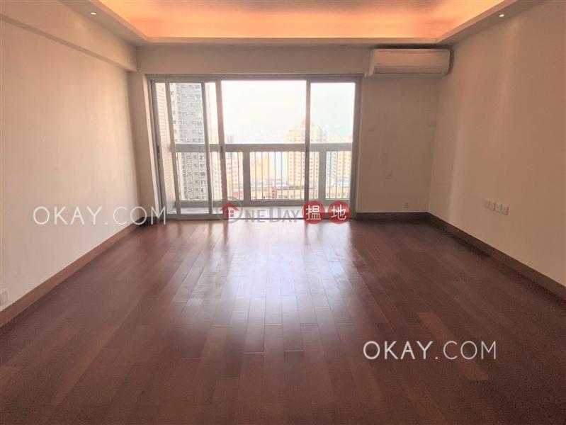 Efficient 3 bedroom with harbour views, balcony   Rental, 41 Conduit Road   Western District   Hong Kong   Rental, HK$ 52,000/ month