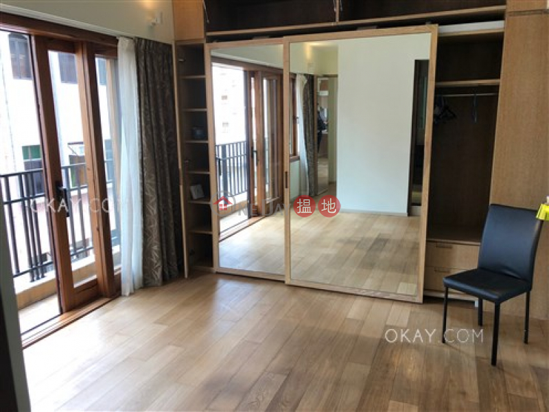 HK$ 45,000/ month | 9-13 Shelley Street | Central District Luxurious 1 bed on high floor with rooftop & balcony | Rental