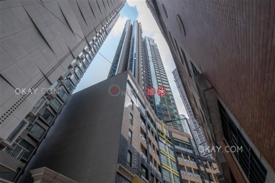HK$ 42,000/ month Palatial Crest Western District | Popular 3 bedroom on high floor with sea views | Rental