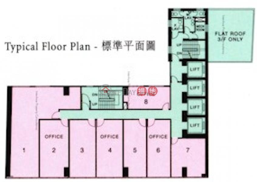 Tesbury Centre rare whole floor