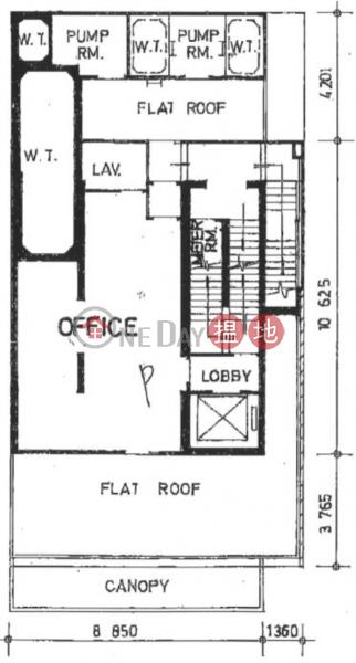 Studio Flat for Sale in Causeway Bay, Potek House 寶德樓 Sales Listings | Wan Chai District (EVHK44770)