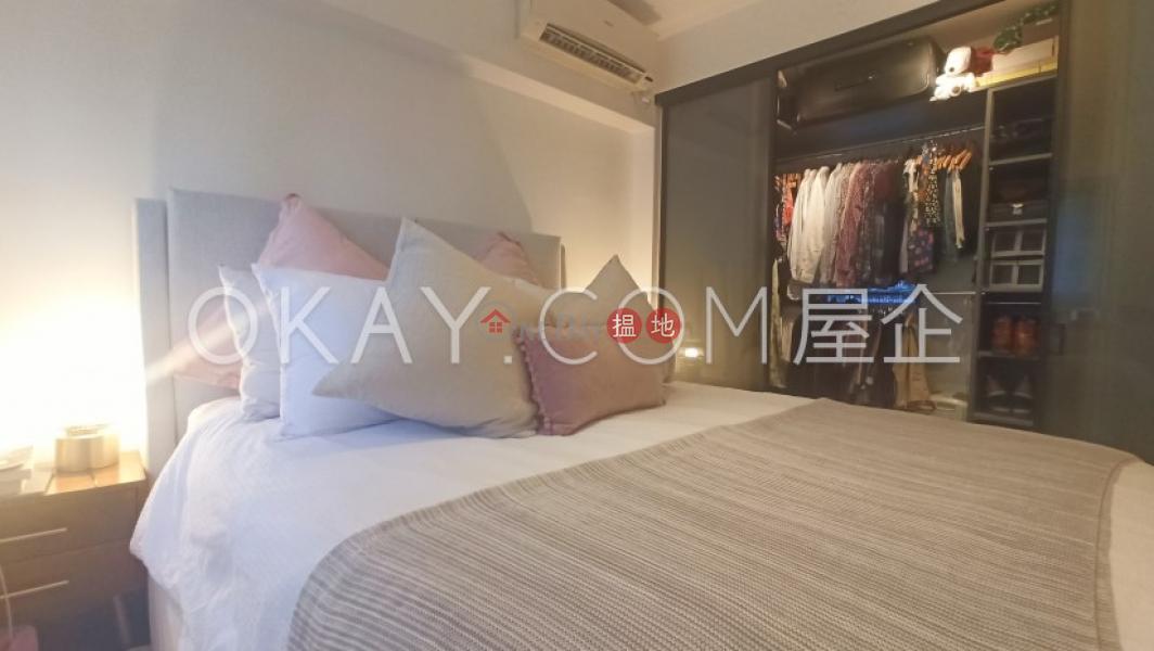 HK$ 30,500/ month | Losion Villa, Western District Nicely kept 1 bedroom on high floor | Rental
